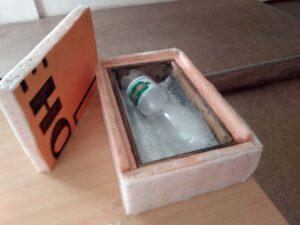 Ящик для сохранения тепла